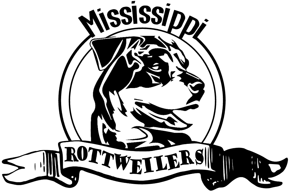 Mississippi Rottweilers Logo